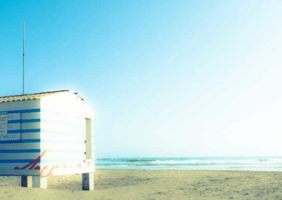 centre de secours plage gruissan