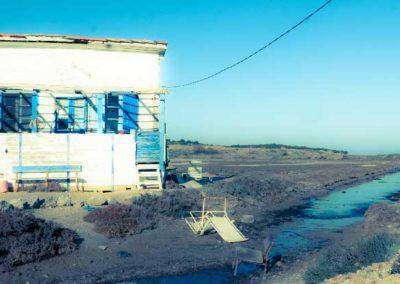 gruissan cabane de pêcheur